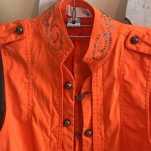 Jackets & Blazers - FASHION VEST